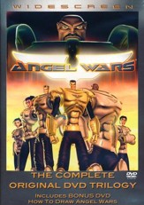 Angel Wars DVD Boxed Set