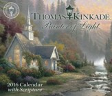 2016 Painter of Light with Scripture, Day-to-Day Calendar