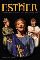 Esther: A Contemporary Musical, DVD