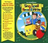 Sing, Spell, Read & Write--Preschool Home Study Kit