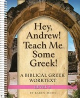 Hey, Andrew! Teach Me Some Greek! Level 6 Workbook