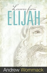Lessons From Elijah - eBook