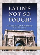 Latin's Not So Tough! Level 5 Workbook