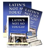 Latin's Not So Tough! Level 3 Short Workbook Set