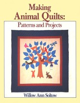 Making Animal Quilts: Patterns & Projects