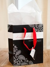 Love and Cherish Gift Bag, Medium