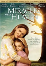 Miracles from Heaven, DVD
