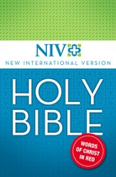Holy Bible (NIV), Red Letter Edition / Special edition - eBook