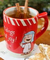Good Tidings of Great Joy, Peanuts Mug