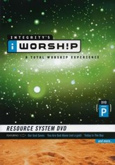 iWorship Rource System DVD, Volume P