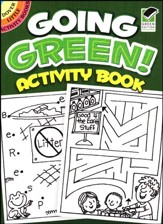 Going Green! Activity Book