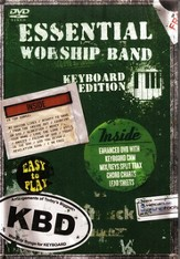 Essential Worship Band-Keyboard