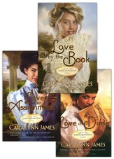 Ladies of Summerhill Series, Volumes 1, 2 and 3
