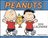 2016 Peanuts Mini Day-to-Day Calendar