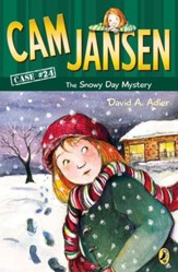 Cam Jansen: The Snowy Day Mystery #24 - eBook