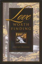Love Worth Finding, Pack of 25 Tracts