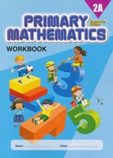 Primary Mathematics Workbook 2A (Standards Edition)