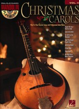 Christmas Carols: Mandolin Play-Along Series, Volume 9 Book/CD Pack