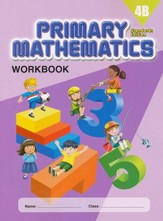 Primary Mathematics Workbook 4B (Standards Edition)