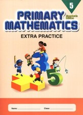 Extra Practice (Standards Edition) for Primary Math 5