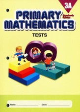 Primary Mathematics Tests 3A (Standards Edition)