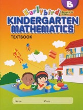 EarlyBird Kindergarten Math (Standards Edition) Textbook B