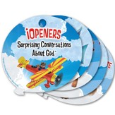 iOpeners: Surprising Conversations About God ™, Set of 17 Cards