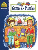 Games & Puzzles, Ages 7 and Up
