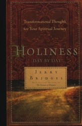 Holiness Day by Day: Transformational Thoughts for Your Spiritual Journey
