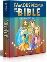 Famous People of the Bible: Bedtime Bible Stories (slightly imperfect)