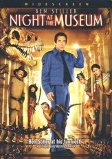 Night at the Museum, DVD