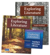 AGS Exploring Literature Grades 5-8 Homeschool Bundle
