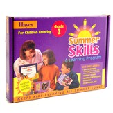 Summer Skills for Children Entering Grade 2