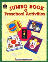 Jumbo Book of Preschool Activities