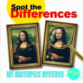Art Masterpiece Mysteries, Book 1