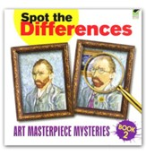 Art Masterpiece Mysteries, Book 2