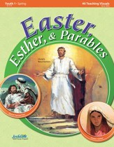 Easter, Esther, & Parables Youth 1 (Grades 7-9) Teaching Visuals