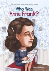 Who Was Anne Frank? - eBook