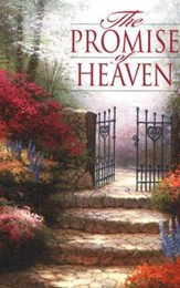 Promise of Heaven, Pack of 25 Tracts