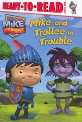 Mike and Trollee in Trouble, Hardcover