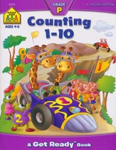 Counting 1-10, Ages 4-6