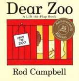 Dear Zoo: A Lift-the-Flap Board Book