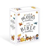 Candle Prayers for Toddlers and Candle Bible for Toddlers, Boxed Set