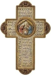Jesus Name Cross