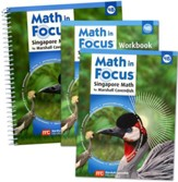 Math in Focus: The Singapore Approach Grade 4 Second Semester Homeschool Package