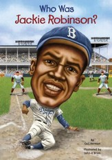 Who Was Jackie Robinson? - eBook