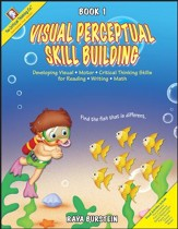 Visual Perceptual Skill Building PreK-Grade 1 Ability Book 1