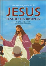 Jesus Teaches His Disciples - Slightly Imperfect