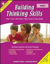 Building Critical Thinking Skills: Verbal Primary