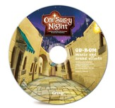 Music and Clip Art CD-ROM for One Starry Night Program
